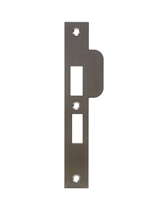 AXA sluitplaat vh-slot PC55 Links rvs