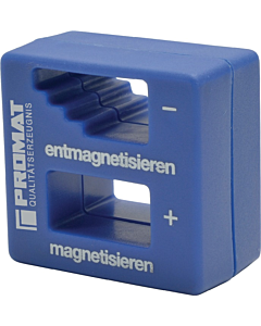 Promat magnetiseerblok voor schroevendraaiers