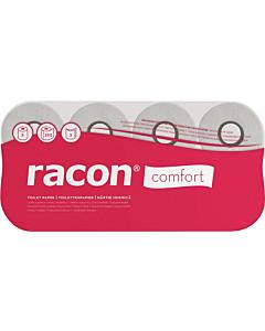 Racon ECO-toiletpapier 2-laags comfort ongebleekt 250vel per rol