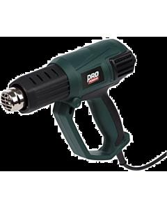Powerplus Pro Power heteluchtpistool 2000W