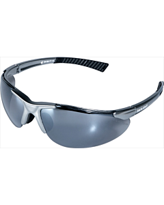 Promat veiligheidsbril silvergrijs gekleurd