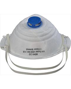 Promat stofmasker Snake FFP2 met ventiel