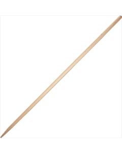 Bezemsteel zonder konus Ø 2.4x120 cm