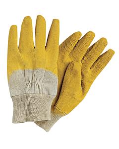 Handschoen latex-coating maat 10