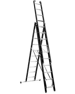 Altrex Mounter 2-delige reformladder 2 x 12 sporten