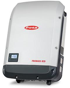 Fronius Eco 25.0-3-S omvormer 3-fase 1 mppt light