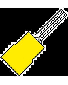 Geis.draadpen geel 13 a4630sr