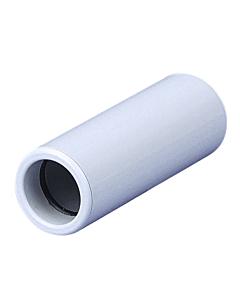Airco condensafvoer rechte koppeling star wit Ø 25 mm