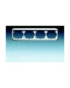 B-J Alpha afdraam 4-voudig horizontaal platin