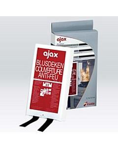 Ajax blusdeken 1.1 x 1.1 m