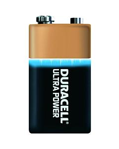 Duracell batterij MX1604 blok 9V