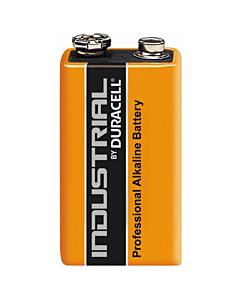 Duracell batterij Procell/Industrial 1604 blok 9V 10 stuks