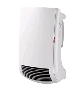 S&P CB2005RVS badkamerventilatorkachel 1800W