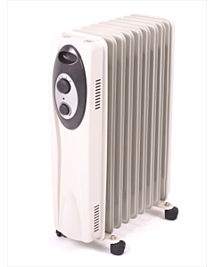 S&P Sahara-2003 230V 50/60 Hz radiator oliegevuld 2000W