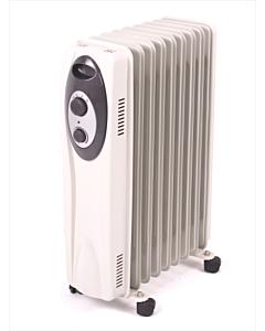 S&P Sahara-2503 230V 50/60 Hz radiator oliegevuld 2500W