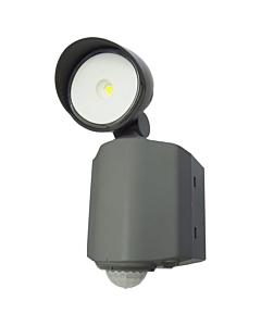 Klemko Wallie LED-buitenlamp met PIR 1x8W