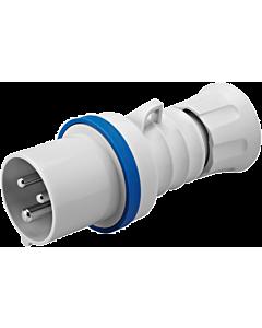 Gewiss CEE contactstop 3P 16A 230V blauw IP44