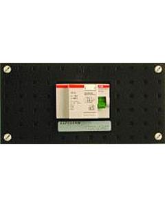 ABB Hafonorm aardlekschakelaarkast HD3000-40 1xALS 4-polig 40A30mA