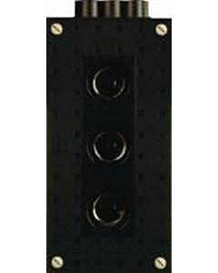 ABB Hafonorm smeltveilighedenkast HRZ3 1-krachtgroep 25 A