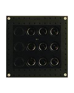 ABB Hafonorm smeltveilighedenkast HRZ9 3-krachtgroep 25 A