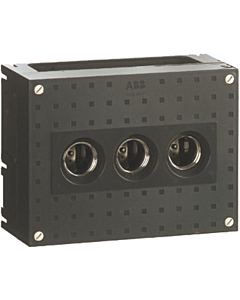 ABB Hafonorm smeltveilighedenkast HSZ363 1-krachtgroep 63 A