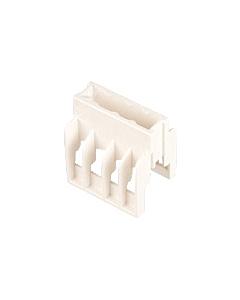 ABB Hafonorm afdekkap aansluitklem 4-voudig (220x220)