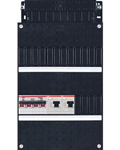 ABB Hafonorm basiskast 3-fase 1xHS 4P 2xALS 2P HAD3030-22+H44