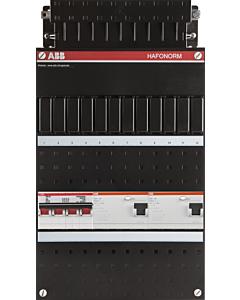ABB Hafonorm basiskast 3-fase 1xHS 4P 2xALS 4P HAD3030-44+H44