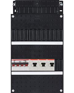 ABB Hafonorm basiskast 3 fase 1xHS 4P 3xALS 2P HAD303030-222+H44