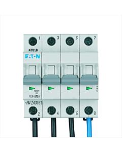 Eaton installatieautomaat 4p b16A flex onder